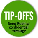 Click to send Robin Chapple a Tip-Off